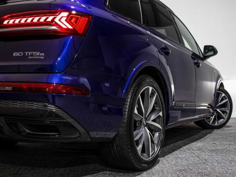 Audi Q7 60 TFSI e quattro Competition | Adaptive Air | Adapt.Cruise | Bose Premium Sound | Trekhaak  | Head-Up | Matrix LED | afbeelding 10