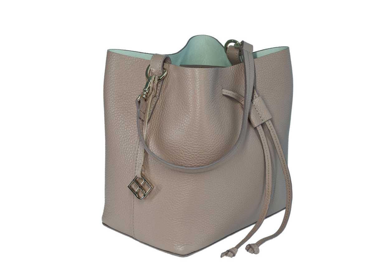 Alya Bucket Small - cipria