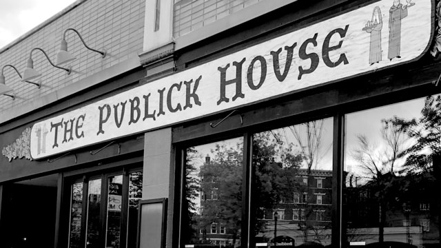 The Publick House, 1648 Beacon St Brookline, MA 02445