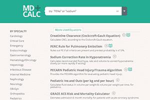 MDCalc thumbnail