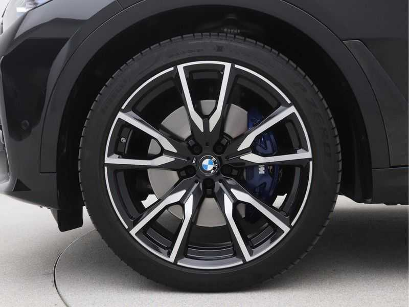 BMW X7 xDrive 40i High Executive M-Sport afbeelding 24