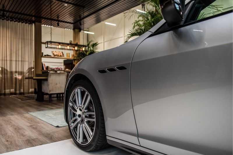 Maserati Ghibli 3.0 S Q4 411PK afbeelding 9