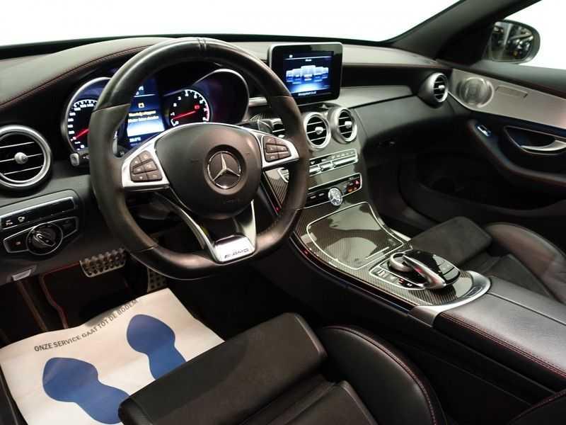 Mercedes-Benz C-Klasse 43 AMG 4MATIC 368pk Performance Carbon, Pano, Full afbeelding 19