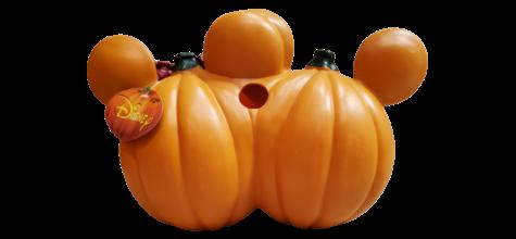 Mickey & Minnie Mouse Pumpkin photo