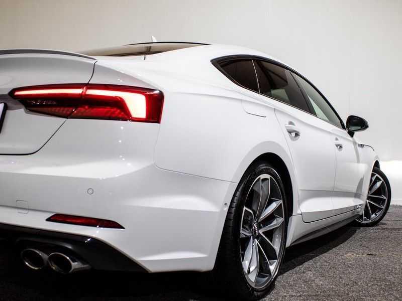 Audi A5 Sportback 3.0 TFSI 354 pk S5 quattro Pro Line Plus | B&O sound | Head-Up Display | Matrix LED | Massagefunctie | afbeelding 2