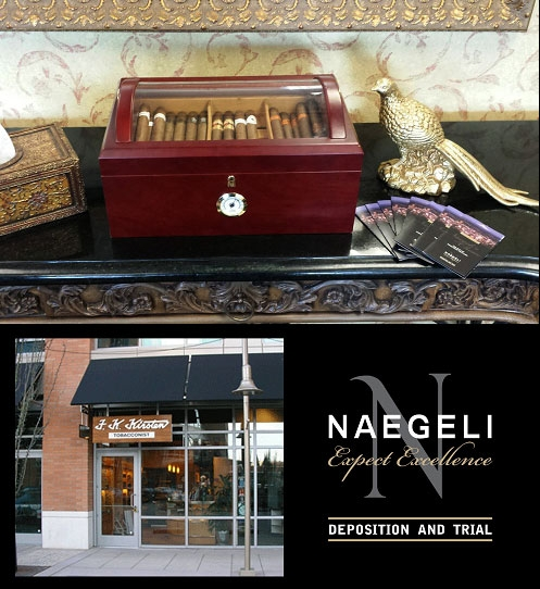 NAEGELI-DEPOSITION-AND-TRIAL-CONTINUES-TO-CATER-TO-THE-CONNOISSEUR