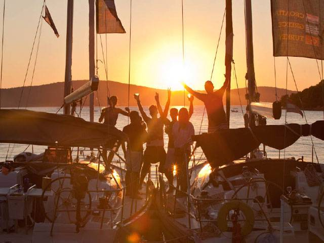 Relax and Enjoy a Sailing Turkey Holiday