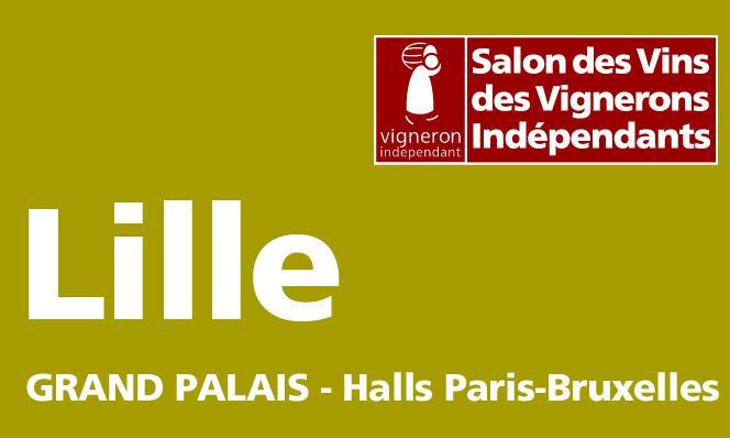 Salon des Vignerons indépendants à Lille