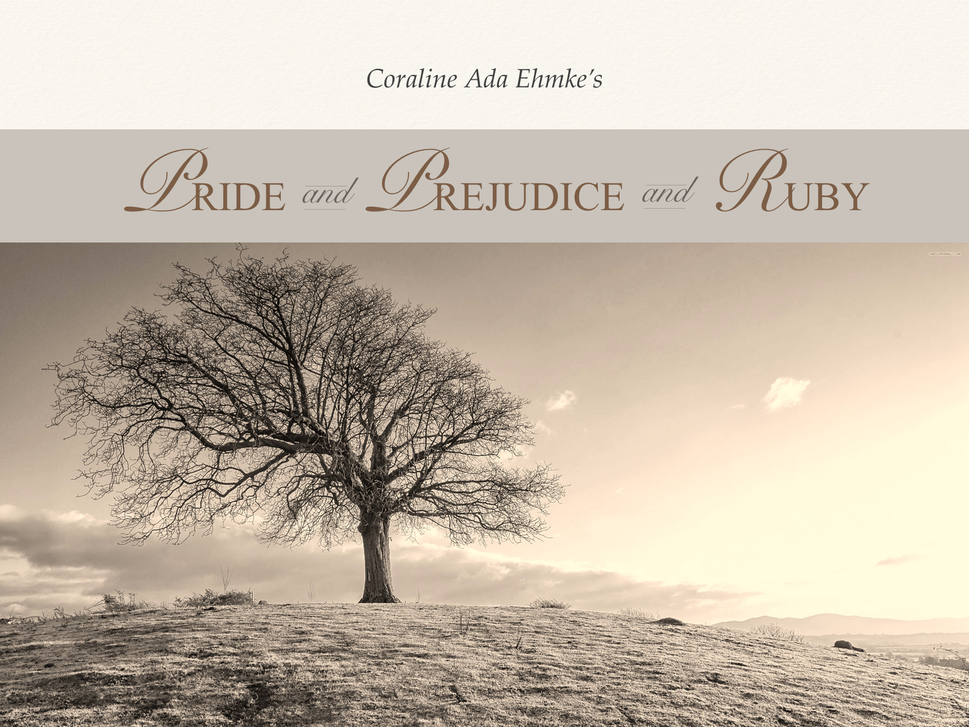 Pride and Prejudice and Ruby