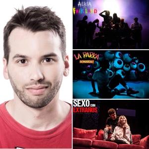 Imagen de Entrevista Diego Coran Oria. Autor y Director de Teatro Musical en Argentina.