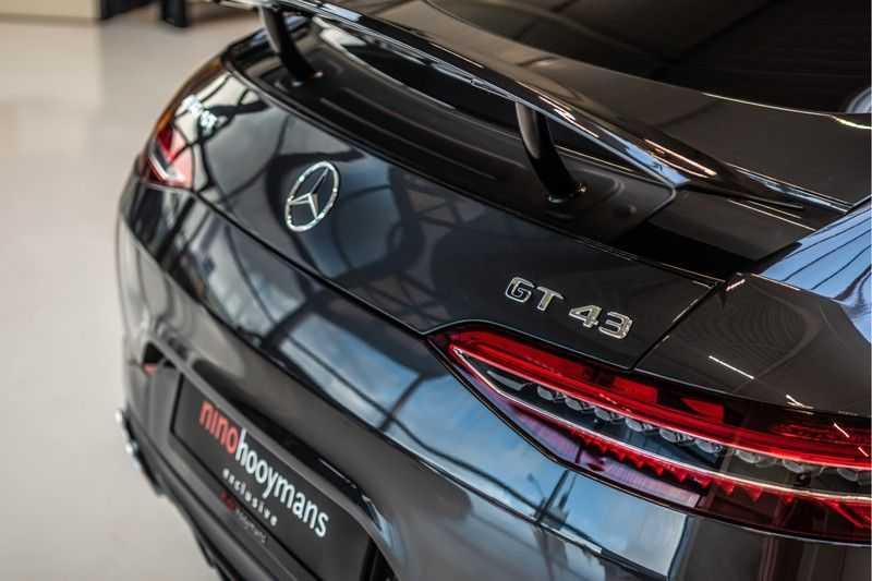 Mercedes-Benz AMG GT 4-Door Coupe 43 | Burmester | Panorama | Schakelbare uitlaat | Apple Carplay afbeelding 3