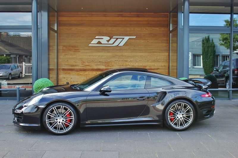 Porsche 911 3.8 Turbo 520pk PDK **E.dak/PCM/Carbon/Bose** afbeelding 3