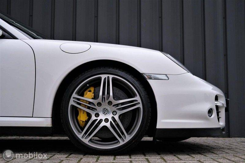 Porsche 911 Cabrio 3.6 Turbo afbeelding 9