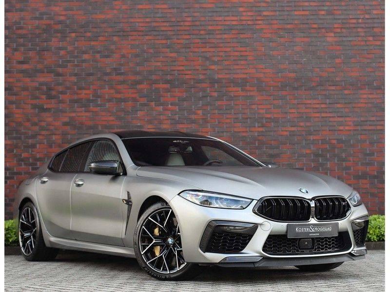 BMW M8 Gran Coupé Competition *Carbon*HUD*B&W Diamond*Vol!* afbeelding 1