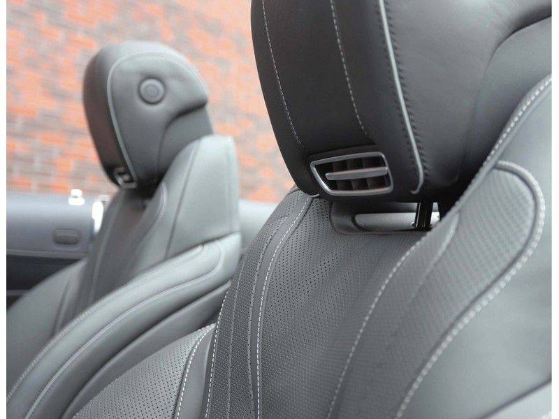 Mercedes-Benz S-Klasse Cabrio 500 *Designo*AMG*Airscarf*Full option* afbeelding 17