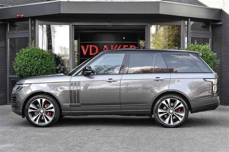 Land Rover Range Rover SVAUTOBIOGRAPHY DYNAMIC 565 PK NWPR.271K afbeelding 10
