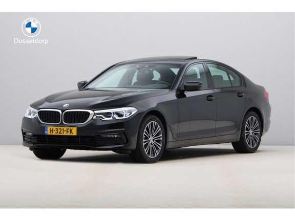 BMW 5 Serie 520i High Exe Sportline Aut.