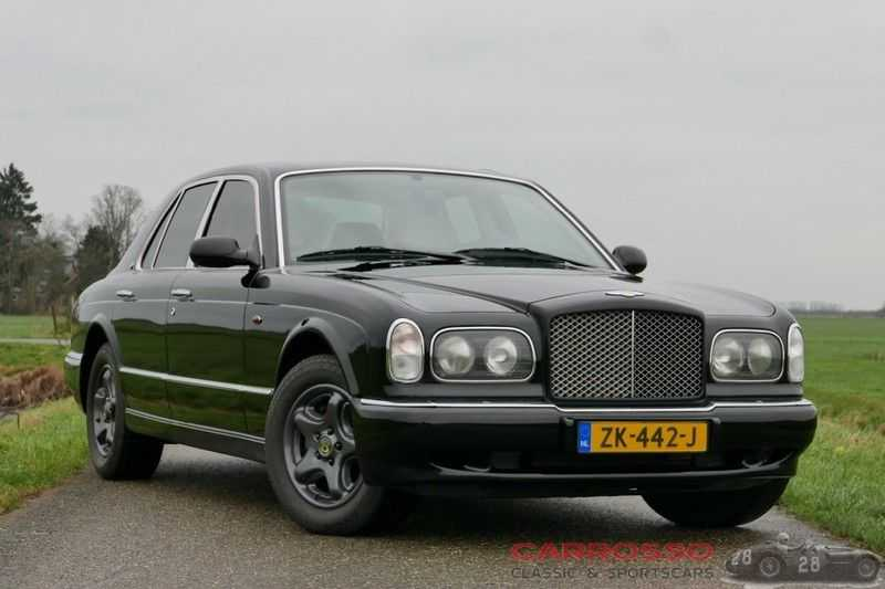 Bentley Arnage GREEN LABEL afbeelding 7