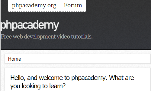 PHP Academy