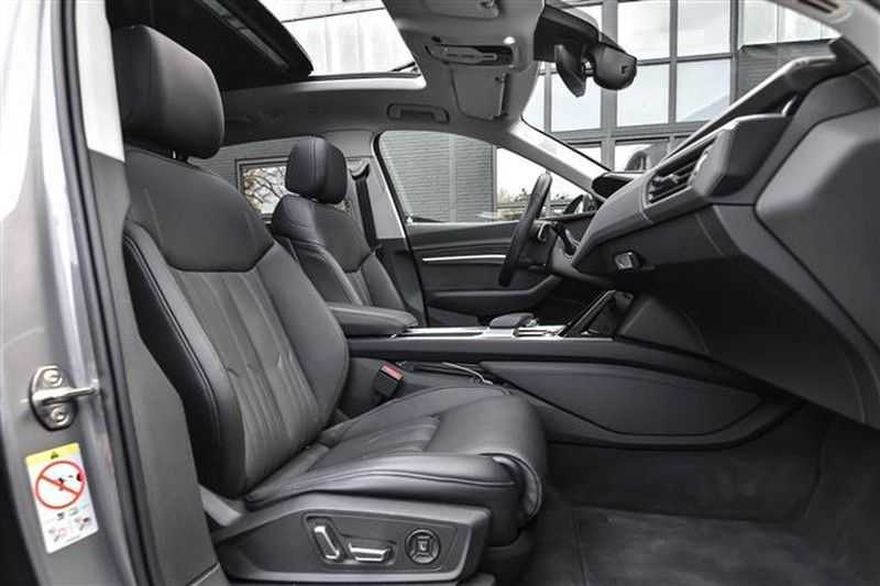 Audi e-tron 55 QUATTRO ADVANCED MASSAGE+PANO.DAK NP.126K afbeelding 10
