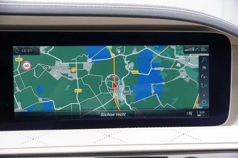Mercedes-Benz S-Klasse 560 4Matic Lang Premium Plus 470pk / AMG / Nwpr: E186.000,- / Full Options! afbeelding 12