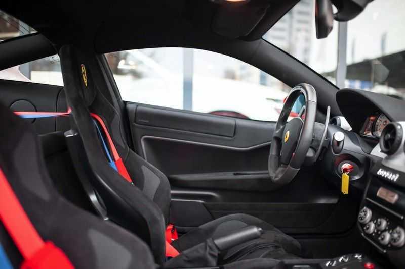 Ferrari 599 6.0 GTB Fiorano F1 Alonso Edition 1/40 afbeelding 7