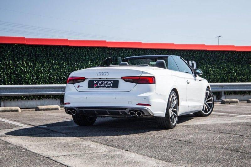 Audi A5 Cabriolet 3.0 TFSI S5 quattro   354 PK   S-Line   B&O Sound   Assistentie City-Parking   S-Sportstoelen   Virtual Cockpit   Keyless-entry   Massage-Stoelen   afbeelding 7