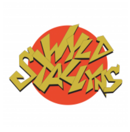 The logo for Wyld Stallyns, the band from Bill and Ted's Excellent Adventure