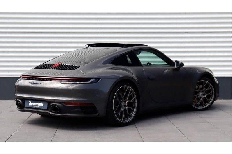 Porsche 911 3.0 Carrera S Sport Chrono, Sportuitlaat, Schuifdak, BOSE afbeelding 3