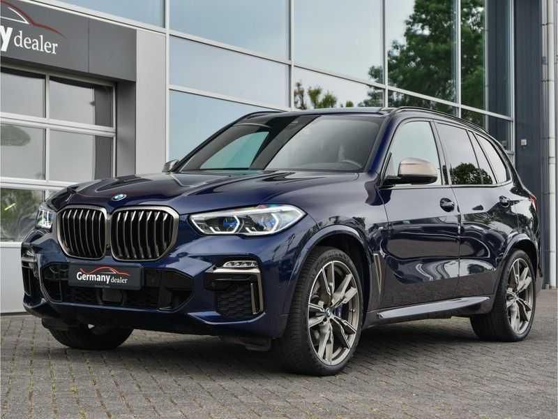 BMW X5 M50d M-Sportpakket Laser-LED H&K Pano Head-Up Swarovski Comf.Zetels 22-Inch! afbeelding 6