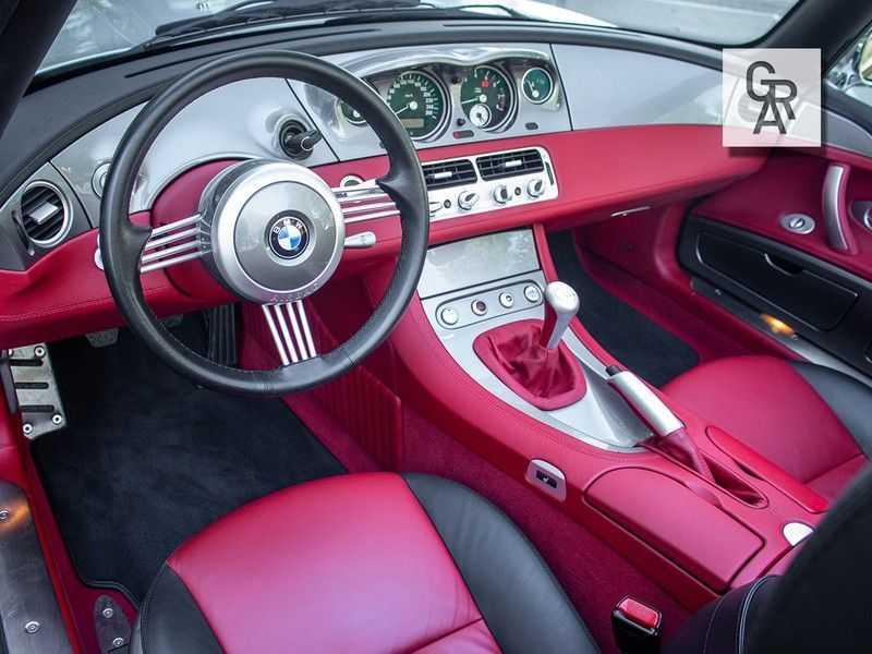 BMW Z8 | Rood leder | Origineel | Concours staat afbeelding 2
