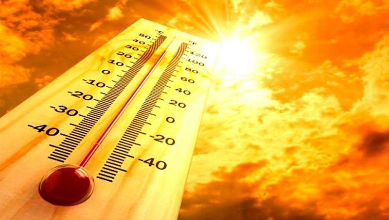 Imagem em destaque para o artigo: Calor no verão: aquecimento global ou ação natural?