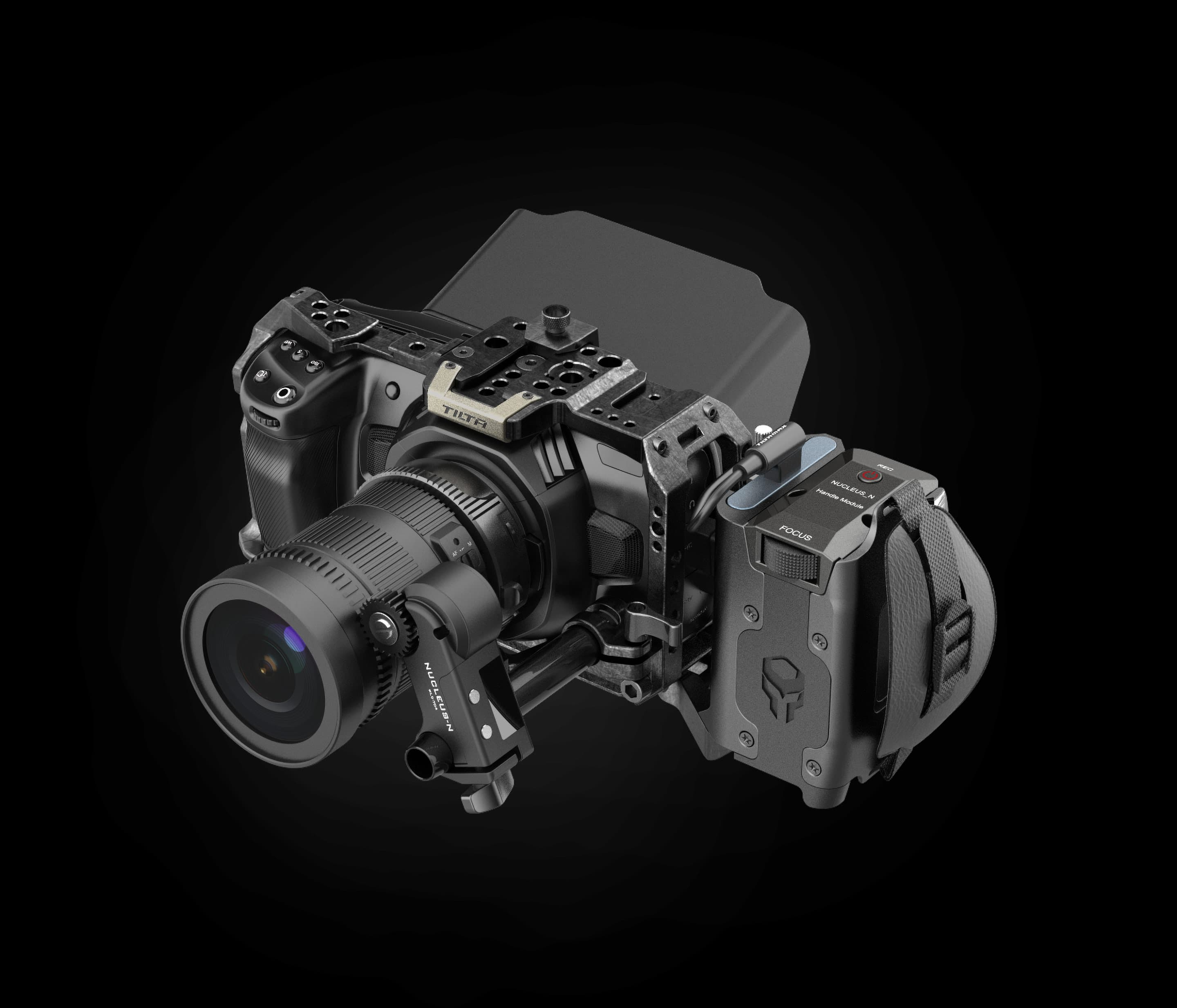 Blackmagic Pocket Cinema Camera 4K by Tilta