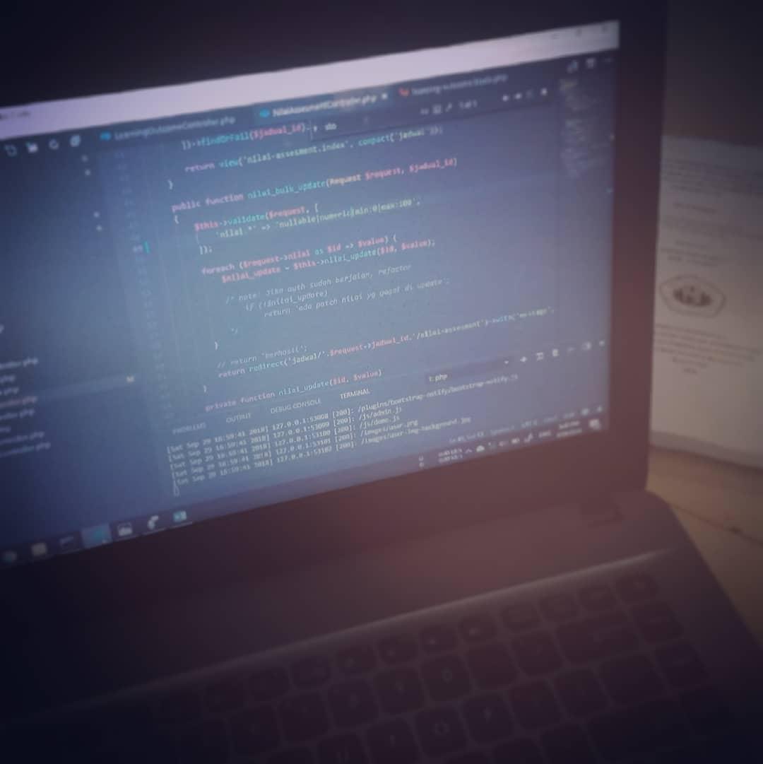 Laptop ~ 2018/09/30