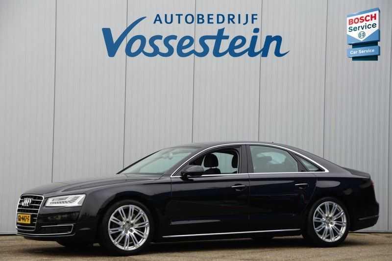 Audi A8 3.0 TDI quattro Pro Line El. Trekhaak / Luchtvering / Stoelverwarming / 85dkm NAP / NL-Auto!