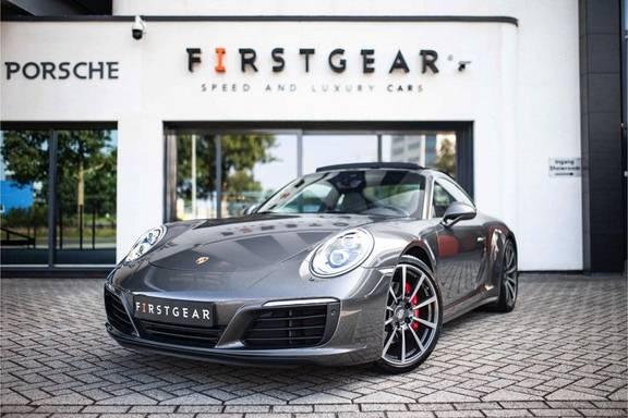 "Porsche 911 991 MKII 3.0 Carrera 4S *BOSE / Schuifdak / PDLS+ / Sport Chrono / 20"" / Sportuitlaat*"