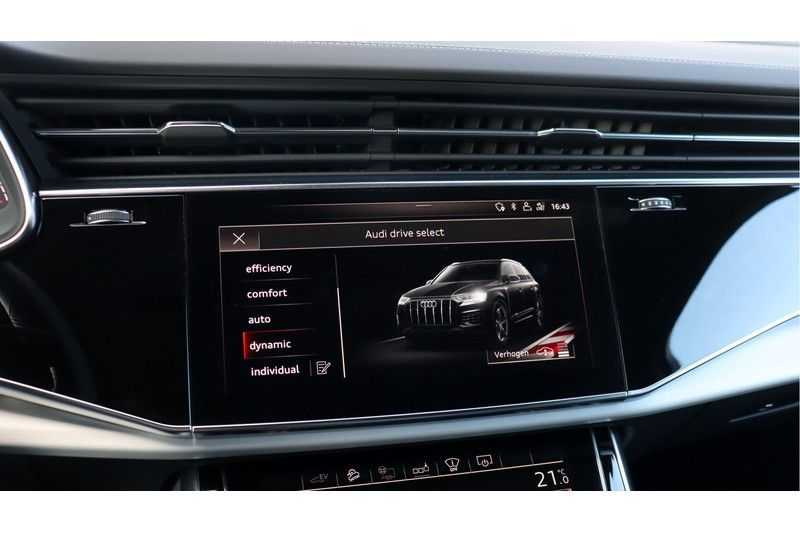 Audi Q7 60 TFSI e quattro Competition BOSE, Panoramakdak, Massage, DAB, Ruitstiksel afbeelding 10