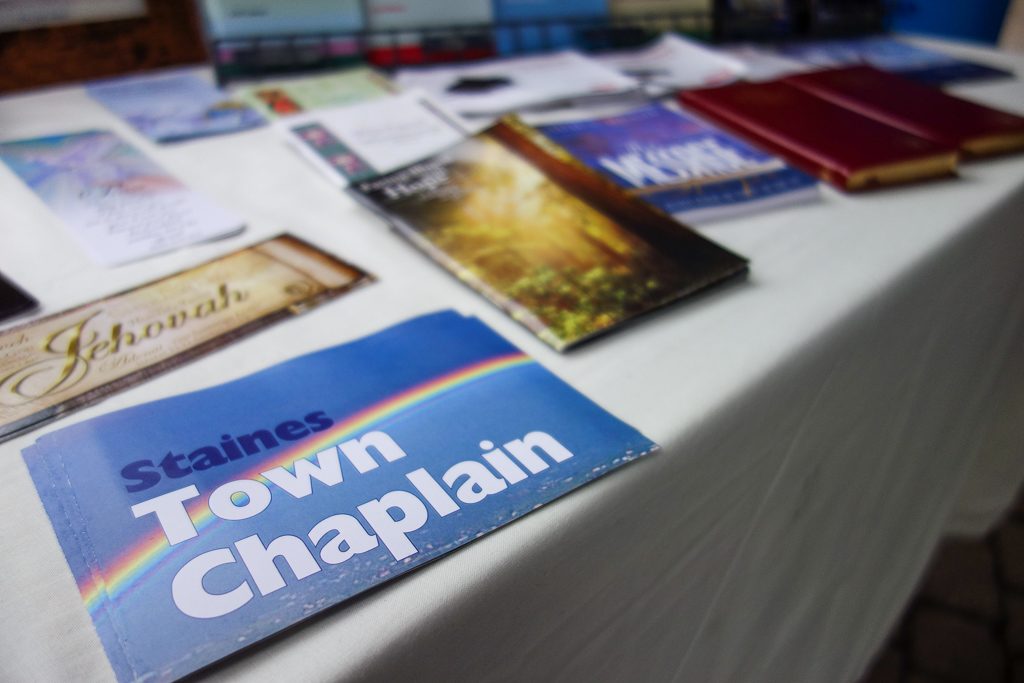 Staines Market Town Chaplain