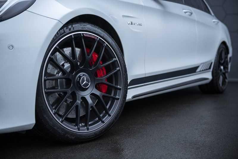 Mercedes-Benz C-Klasse C63 AMG S Edition 1 C63s Panoramadak + Burmester + Head-up afbeelding 2