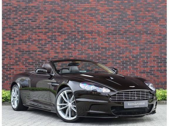 Aston Martin DBS Volante 6.0 V12 *B&O*Unieke kleur*Dealeronderhouden*