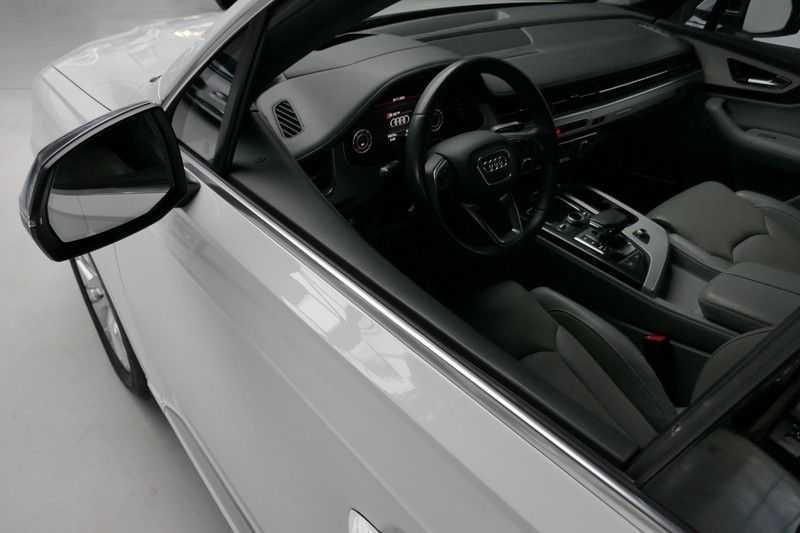 Audi SQ7 4.0 TDI Q7 quattro Pro Line + 7p afbeelding 11