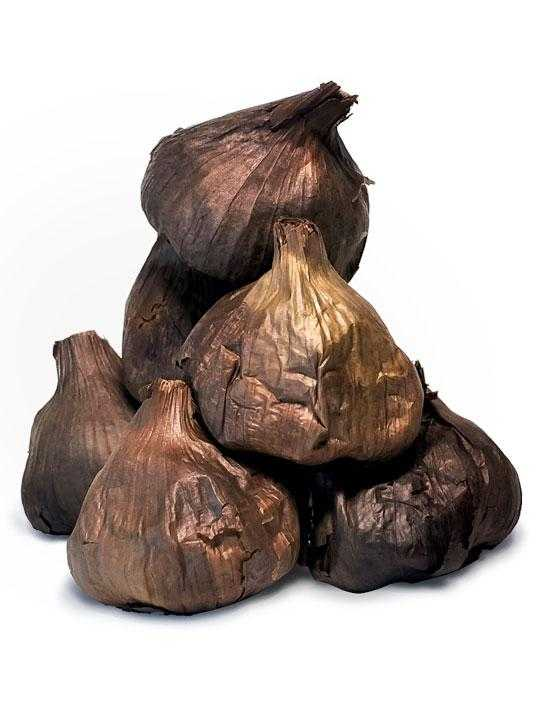 Organic Black Garlic - 2 bulbs - 100g