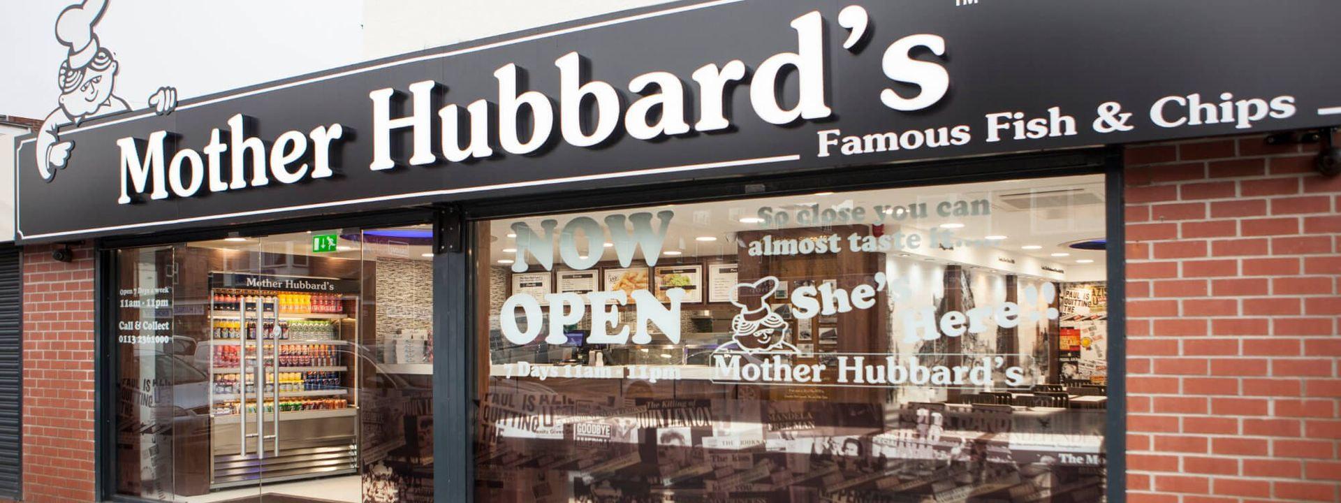 Moher Hubbard's Fish and Chips Harehills