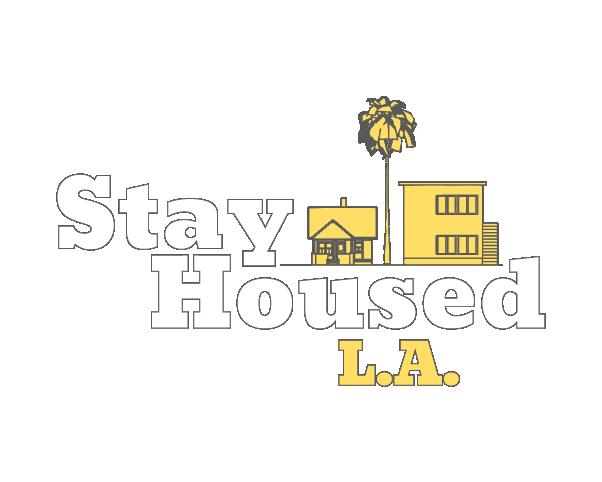 Stay Housed LA Logo