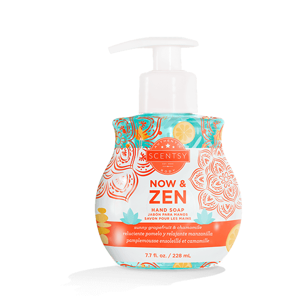 Now & Zen Hand Soap