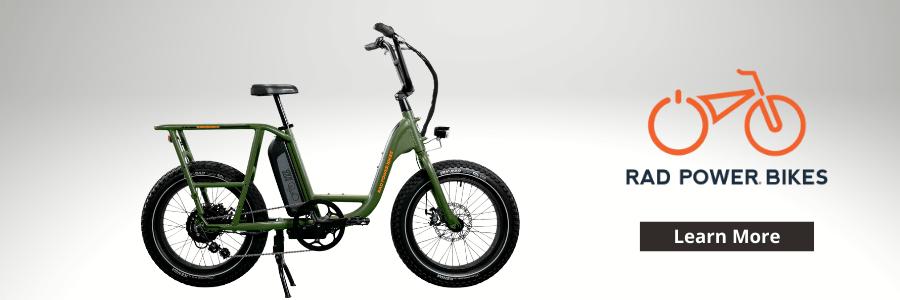 Rad Power Bikes vs. Juiced Bikes vs. Pedego Article Image