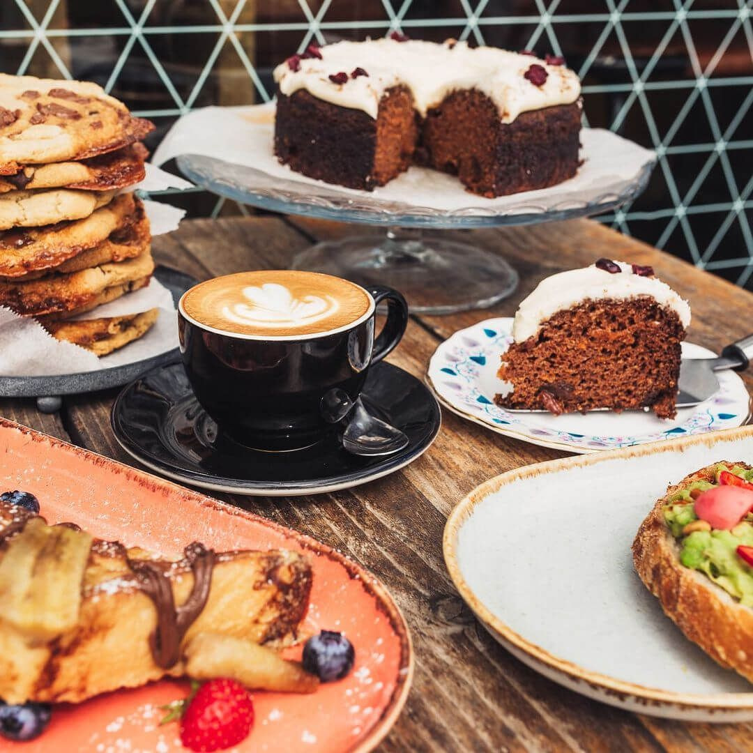 House of Koko cake and coffee