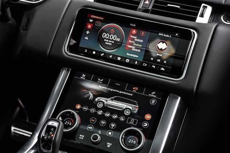 Land Rover Range Rover Sport SVR 22INCH+PANO.DAK+STOELKOELING NP.227K afbeelding 24