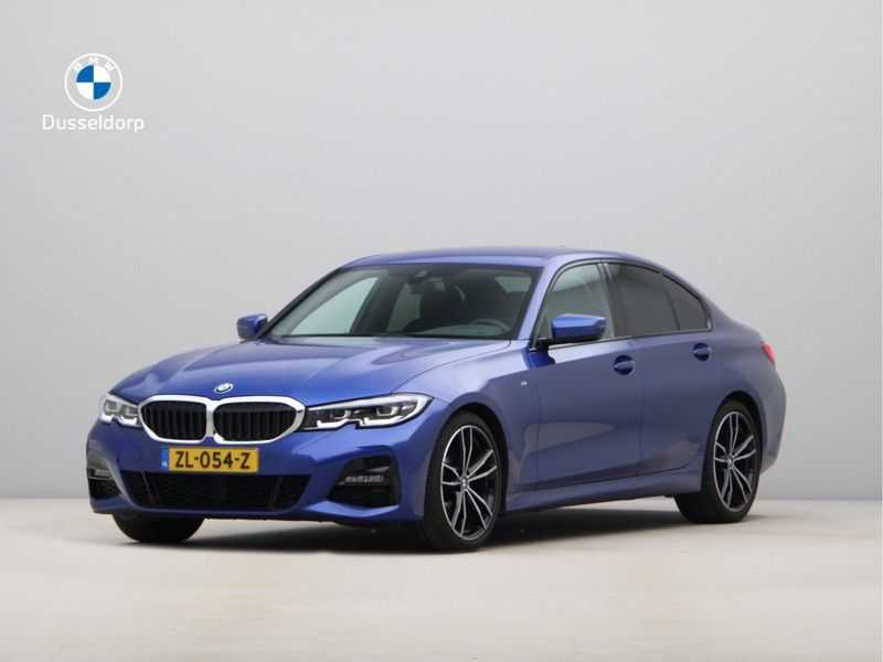 BMW 3 Serie 320i High Exe M-Sport Aut. afbeelding 1