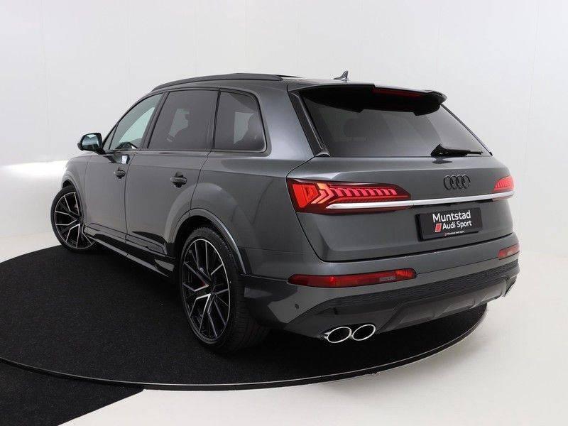 Audi Q7 4.0 TFSI SQ7 quattro 7p 507PK | S-Line | Pano.Dak | 360 Camera | B&O Sound | Keyless-Entry | S-Sportstoelen | Assistentie Tour-City-Parking | 7 Persoons afbeelding 20